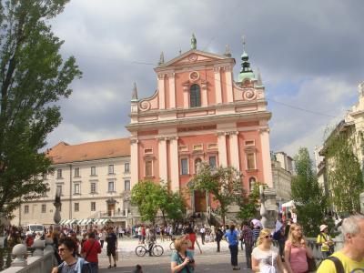 陽光きらめくイストラ半島をめぐるクロアチア・スロベニア9日間(出発からスロベニア編)