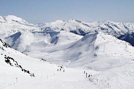 ウィスラーでスキー