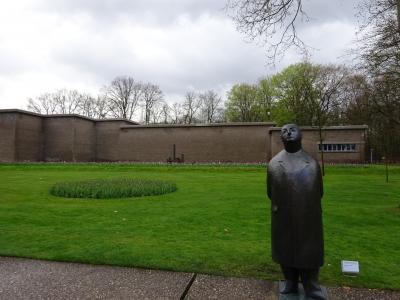 オランダ・ドイツ ドライブ旅行18 オランダ クレラーミューラー美術館