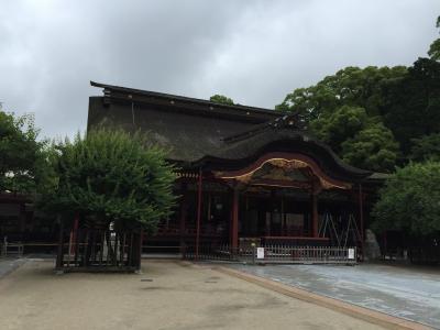 太宰府&竈門神社と駆け足博多