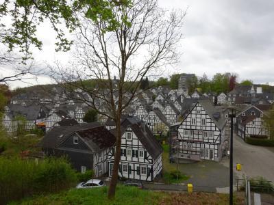 オランダ・ドイツ ドライブ旅行21 ドイツ フロイデンベルグ