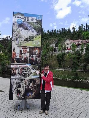 ② 結婚記念の旅スロベニア・クロアチア9日間【ポストイナ大鍾乳洞~オパティアへ】