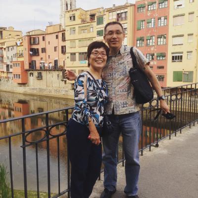 バルセロナからジローナへ