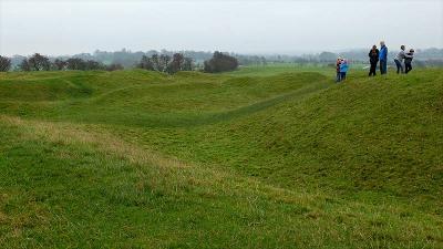 ★アイルランドの史跡巡り −(2)レンスター州 アイルランドの聖地タラの丘へ