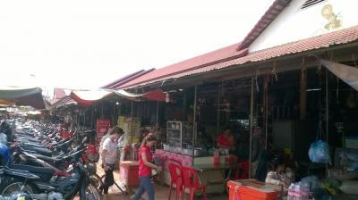 地元民の買い物