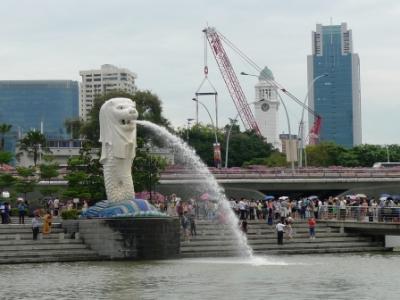 母と行くシンガポール 2
