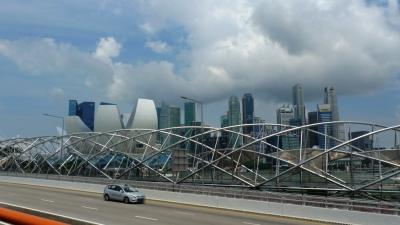 母と行くシンガポール 3