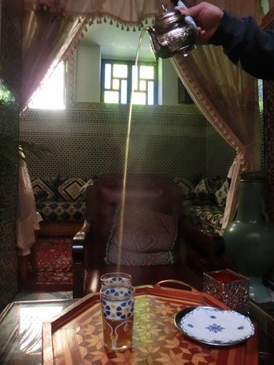シャウエンからの帰路にちょこっと寄り道「メクネス」 in モロッコ