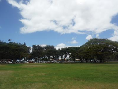 夕暮れ、曇天、トラブル、ハワイ感傷旅行 4日目後半 追憶の涙