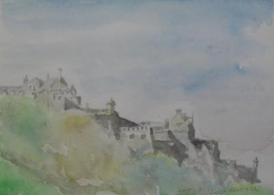 ② エディンバラ城