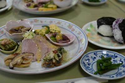 日本三大霊場の「戸隠古道」で野草散策&山菜ランチ