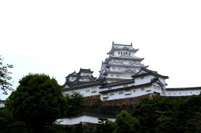 国営明石海峡公園と姫路城