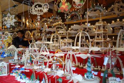 ウィーン~ミュンヘン~フランクフルト 11月のクリスマスマーケット