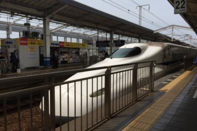 ほとんど縁が無かった山口県へやってきました。