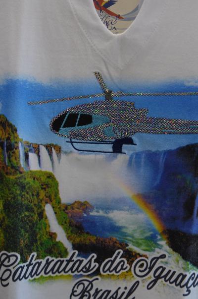 天下一の滝、南米イグアスへ
