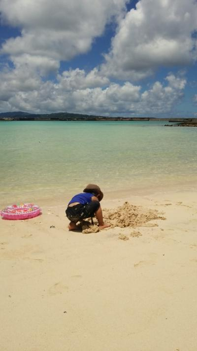 初めての子連れ母子八重山旅6日目~鳩間島でのんびりゆったり島タイム~