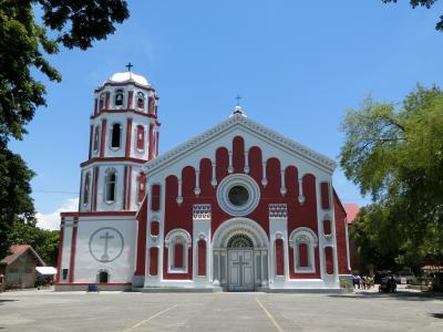 南・北イロコス州の教会を訪ねて