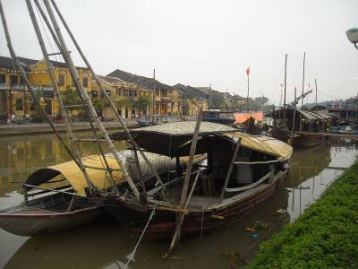 【ベトナム旅行 Vol.2】 200年前へタイムスリップ、ホイアンの街並み☆