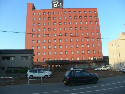 国道7号線、道の駅(秋田+)in 山形