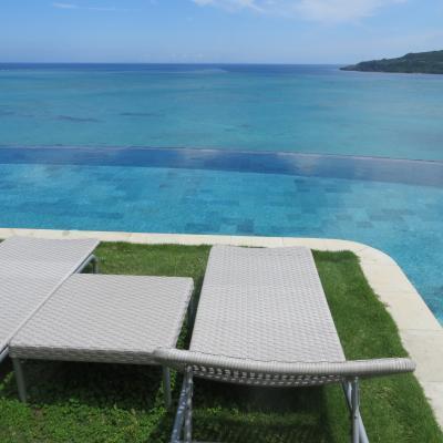 台湾旅行が沖縄旅行にその2.大好きなchillmaに宿泊