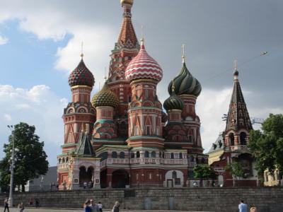 ロシアの旅 1