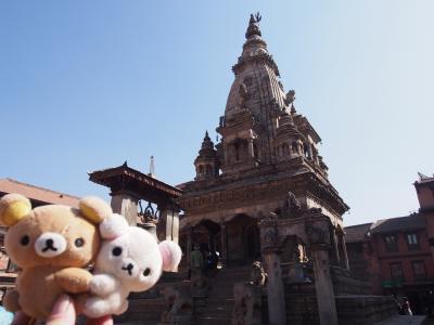 ネパール二大遊覧飛行とヒマラヤ眺望ホテル 6