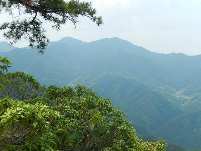 梅雨の晴れ間の破風山ハイキング①寄居~皆野~水潜寺