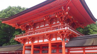 下加茂神社周辺