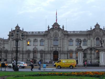 南米3カ国周遊の旅 リマ、クスコ編