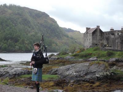 スコットランドの初夏、2015 (その1)
