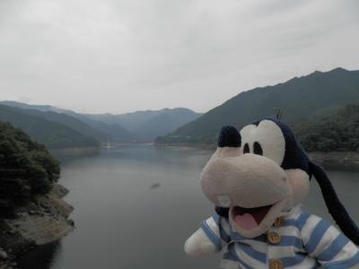 グーちゃん、わたらせ渓谷へ行く!(草木湖でハエに襲われる・・・編)
