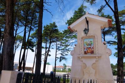 光溢れるポルトガル周遊【5】(聖地ファティマとテンプル騎士団のトマール)
