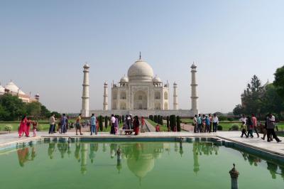 2012. ママはインドに行きました