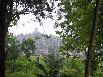 インドネシア、ジャワ島とバリ島の世界遺産を巡る旅