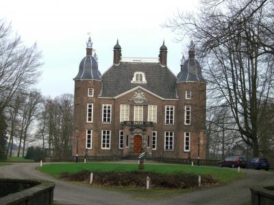 オランダの城 Kasteel Biljoen城