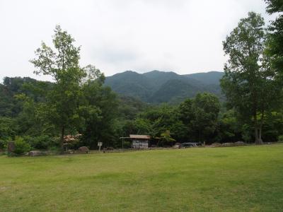池田牧場あいきょうの森2015
