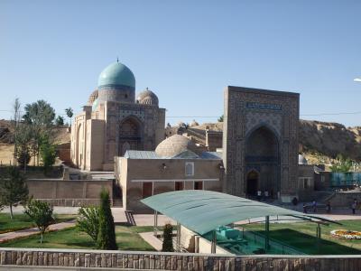 中央アジア8日間+αの旅(2)ウズベキスタン編タシケントから列車でサマルカンドへ【作成中】