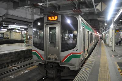 2015年5月週末パスの旅8(常磐線浜吉田駅往復)