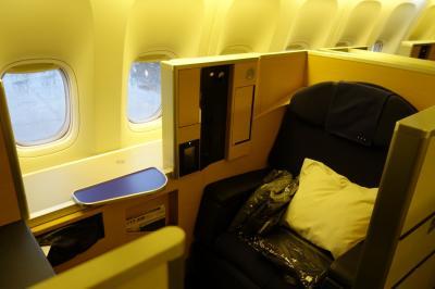ANAファーストクラスで行く欧州旅行7泊9日~スペインとイギリス・ベルギー・フランス~①出発・ロンドン