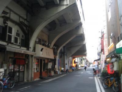 昭和の香りがする浅草橋駅周辺