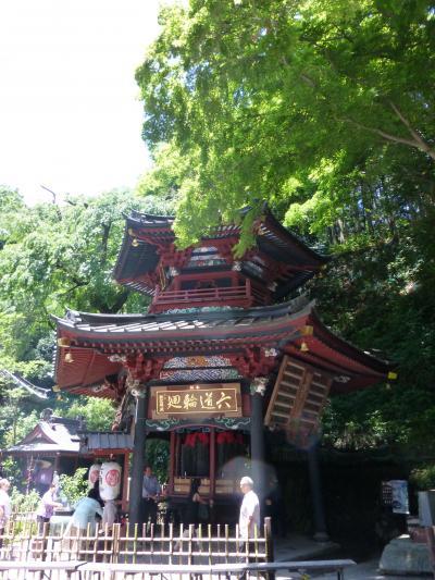 【坂東札所巡礼6-1】今回は群馬県。バス中心の巡礼でまずは札所16番水澤観音をお参りしたら水澤うどん!