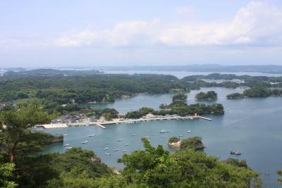 久々の 日曜散歩  奥松島へ