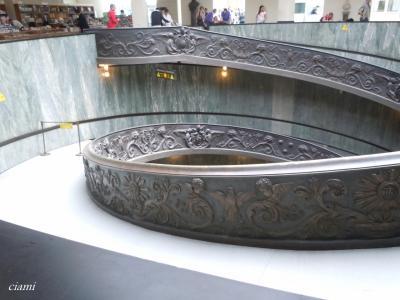 何年ぶり?ヴァチカン美術館 201304春のアドリア海36