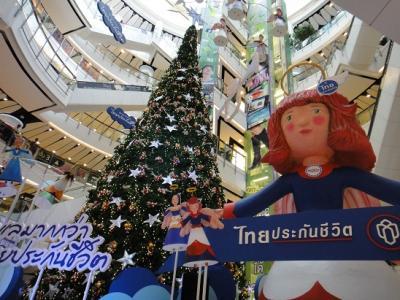 バンコクとホーチミンで過ごすクリスマス2012-<3> バンコク3日目&出発