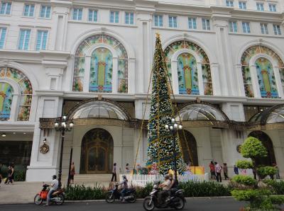 バンコクとホーチミンで過ごすクリスマス2012-<4> ホーチミン後編