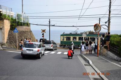 2015 【江ノ島散策2】思わず途中下車したくなる江ノ電沿線スポットの散策