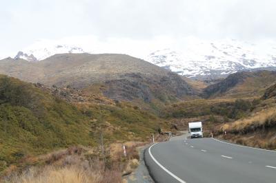 ニュージーランド縦断ドライブの旅③