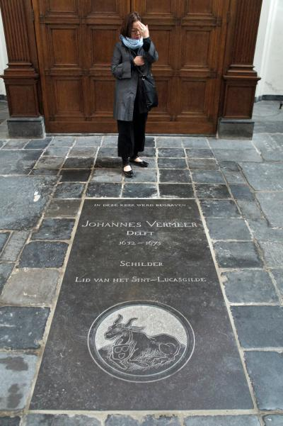 初夏のオランダ旅行(3)デルフト 旧教会とプリンセンホフ博物館と新教会