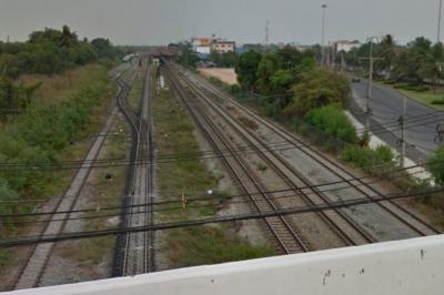 タイの鉄道の東本線支線サッタヒープ線を見て廻りました。