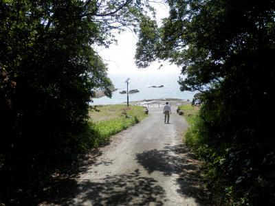田辺の天神崎、ナショナル・トラストで守られている風景&熊楠顕彰館